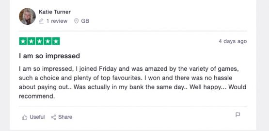 Top online casino UK reviews