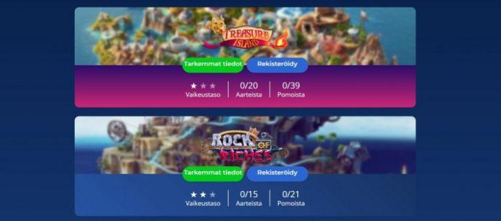 Casino Heroes kokemuksia - kasinoseikkailu