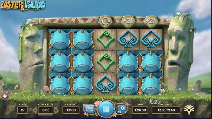 EasterIsland on naisten suosima kasinopeli
