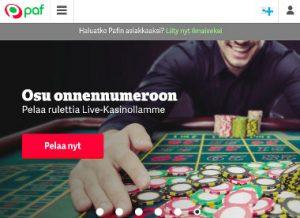 parhaat suomalaiset kasinot